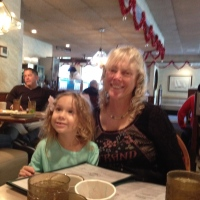 Dining Out with Alia and Grandmama